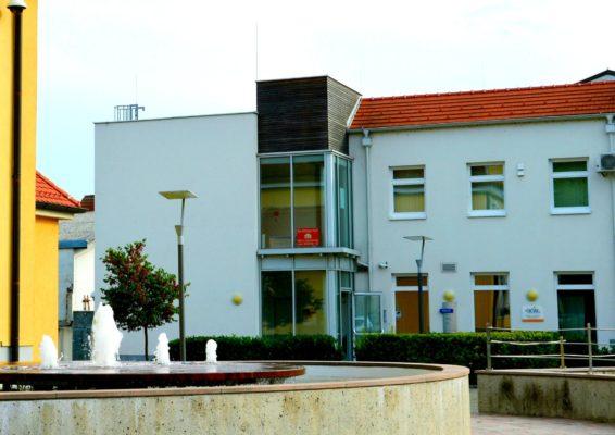 IKW Siegendorf Gebäude